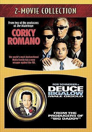 Corky Romano/Deuce Bigalow: Male Gigolo (DVD)