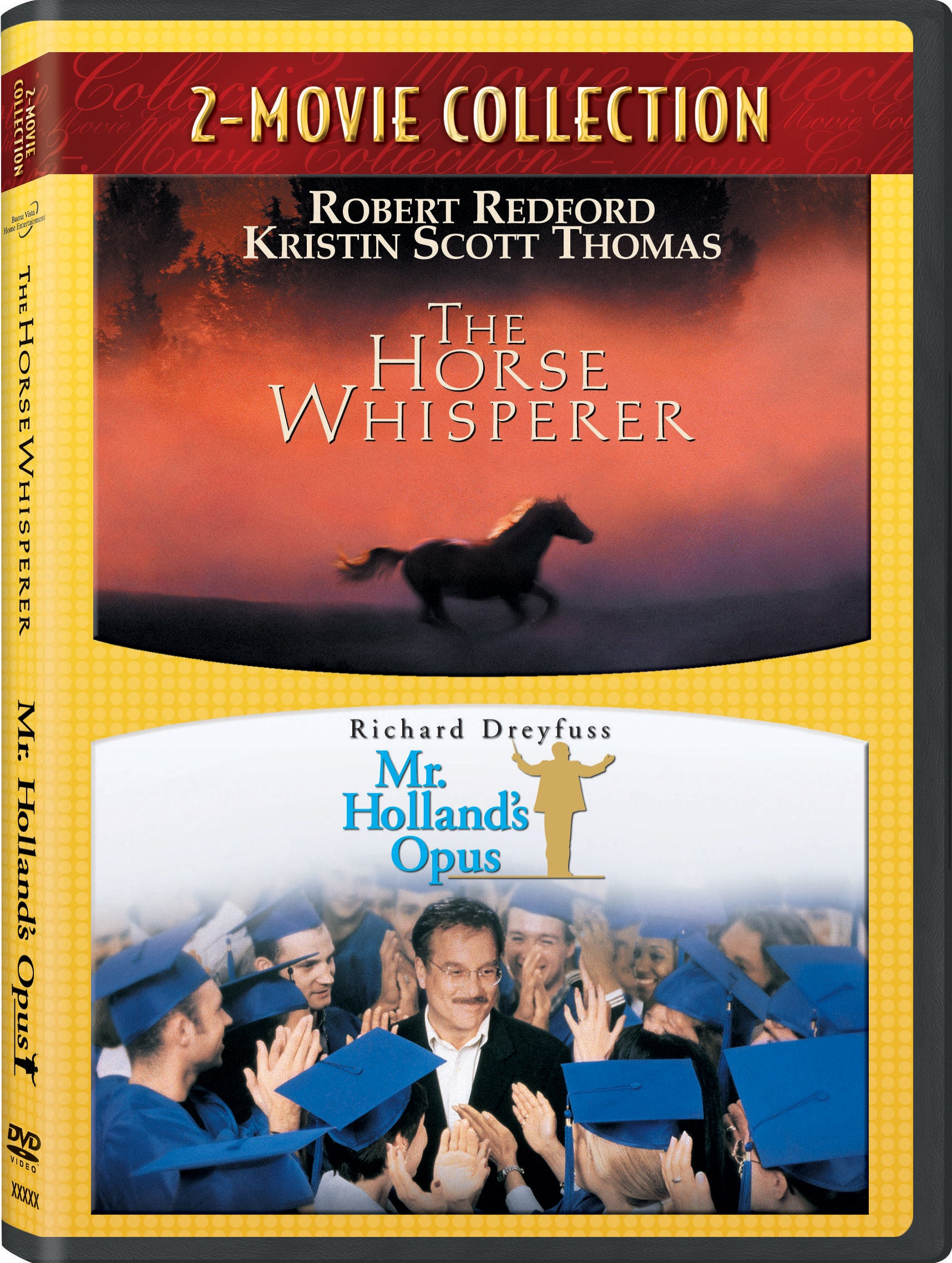 The Horse Whisperer/Mr. Holland's Opus (DVD) - Thumbnail 0