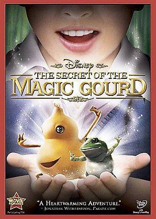 The Secret Of The Magic Gourd (DVD)