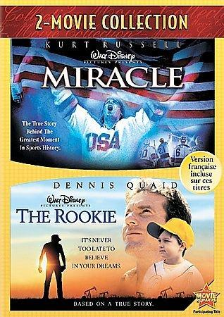Miracle/The Rookie (DVD)