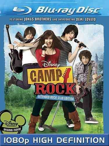 Camp Rock (Blu-ray Disc)