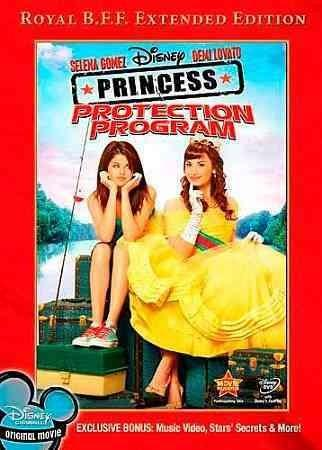 Princess Protection Program (DVD)