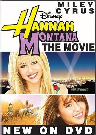 Hannah Montana: The Movie (DVD)