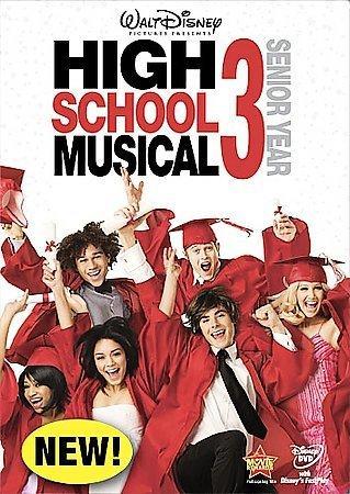 High School Musical 3: Senior Year (DVD)