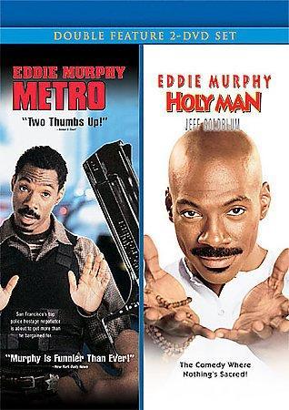 Metro/The Holy Man (DVD)