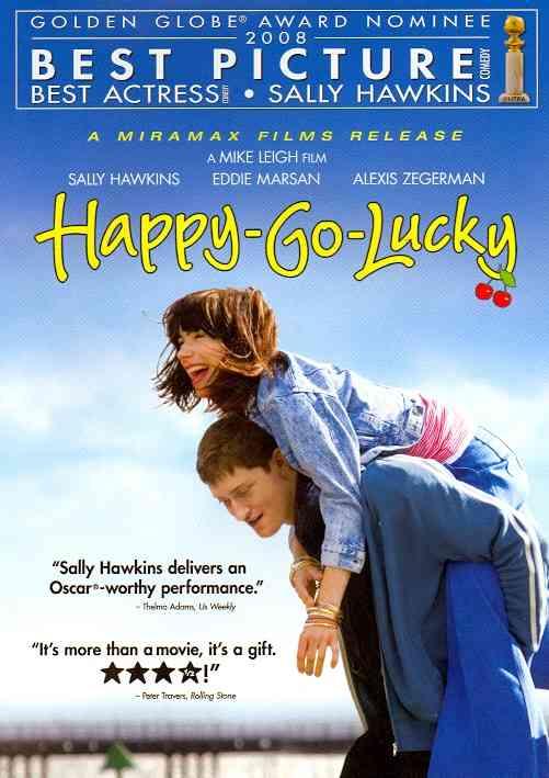 Happy-Go-Lucky (DVD)