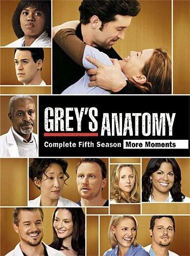 Grey's Anatomy: Season 5 (DVD)