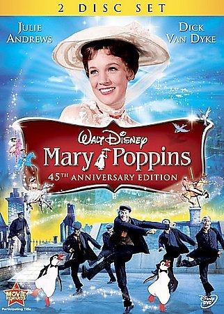 Mary Poppins 45th Anniversary Edition(DVD)