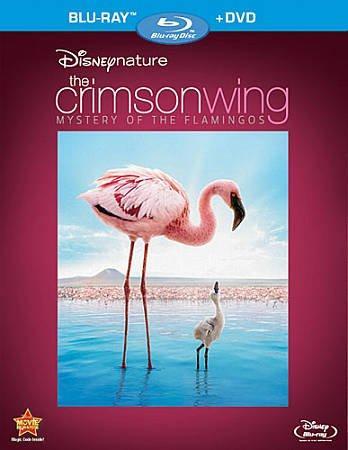 Disneynature: Crimson Wing The Mystery Of The Flamingo (Blu-ray/DVD)