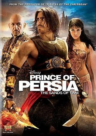 Prince Of Persia: The Sands Of Time (DVD)
