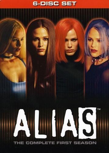 Alias: The Complete First Season (DVD)
