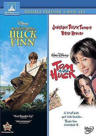 The Adventures Of Huck Finn/Tom And Huck (DVD)
