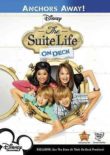 The Suite Life On Deck: Anchors Away! (DVD)