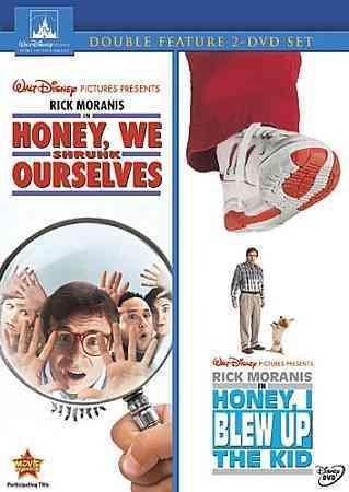 Honey, We Shrunk Ourselves/Honey, I Blew Up The Kids (DVD)