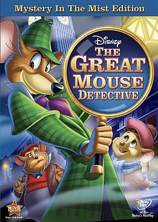 The Great Mouse Detective: Mystery in the Mist Edition (DVD)