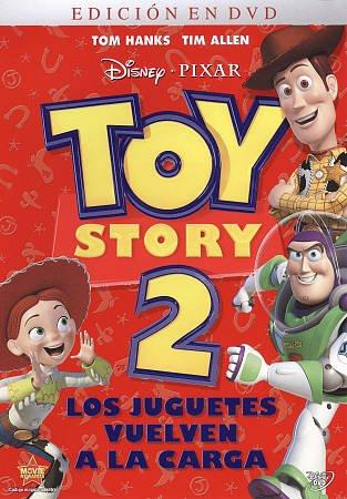 Toy Story 2 (Special Edition) (Spanish Package) (DVD)