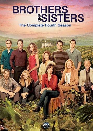 Brothers & Sisters: The Complete Fourth Season (DVD)