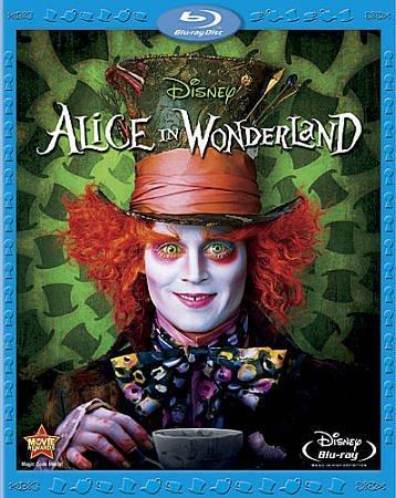 Alice In Wonderland (Blu-ray Disc)