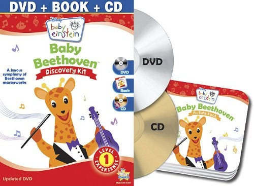 Baby Einstein: Baby Beethoven Discovery Kit (DVD)