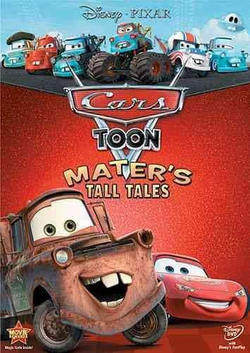 Cars Toon: Mater's Tall Tales (DVD)