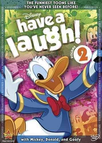 Have A Laugh Vol. 2 (Donald) (DVD)