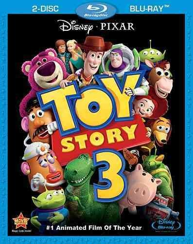 Toy Story 3 (Blu-ray Disc)