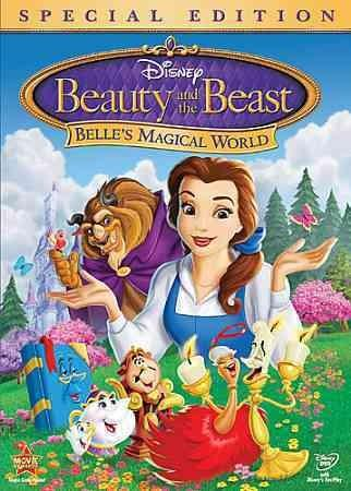 Beauty And The Beast: Belle's Magical World (Special Edition) (DVD)