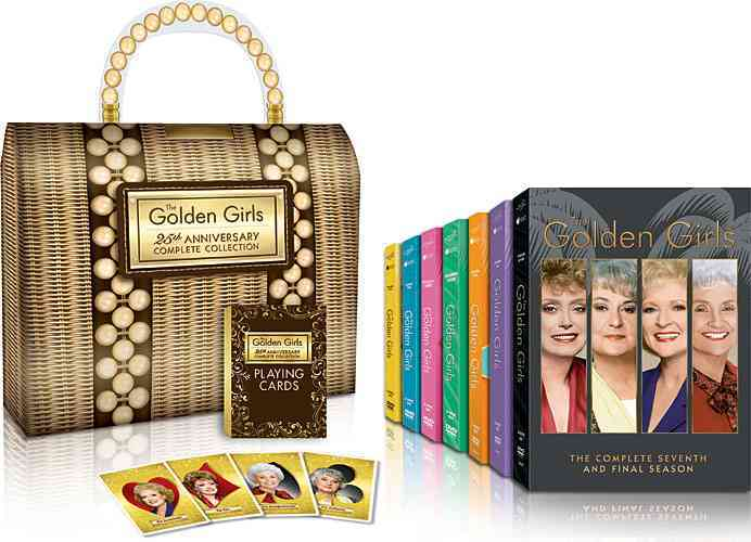 Golden Girls: 25th Anniversary Complete Collection (DVD)