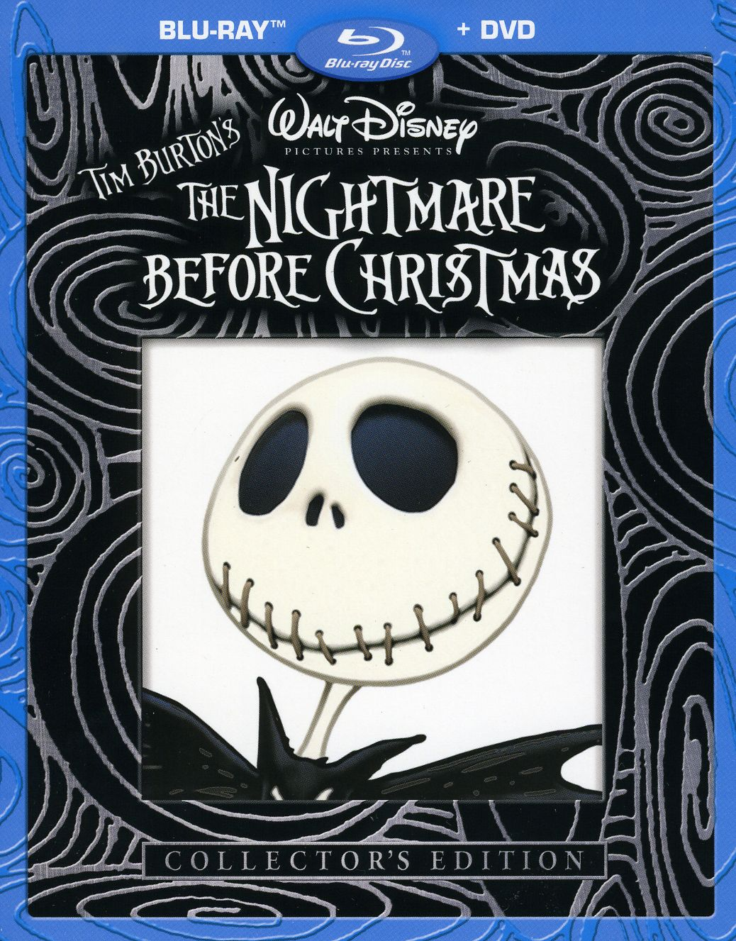 The Nightmare Before Christmas (Collector's Edition) (Blu-ray/DVD)