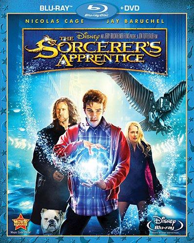 The Sorcerer's Apprentice (Blu-ray/DVD)