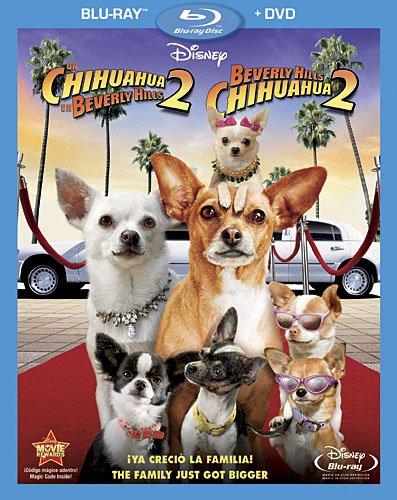 Beverly Hills Chihuahua 2-Spanish (Blu-Ray/DVD/Combo)