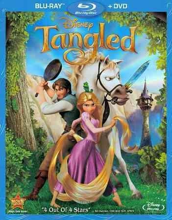 Tangled (Blu-ray/DVD)