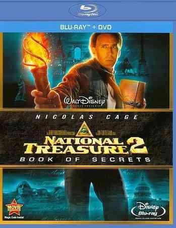 National Treasure 2: Book Of Secrets (Blu-ray/DVD)