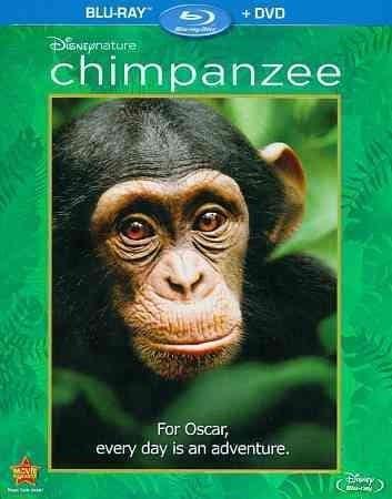 Disneynature Chimpanzee (Blu-ray/DVD)