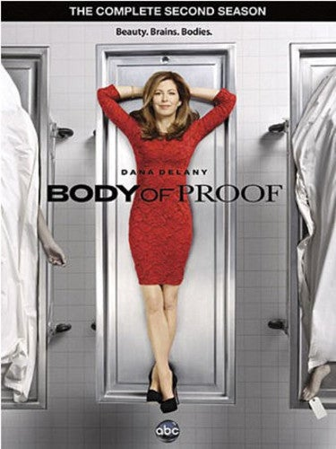Body Of Proof: The Complete Second Season (DVD) - Thumbnail 0