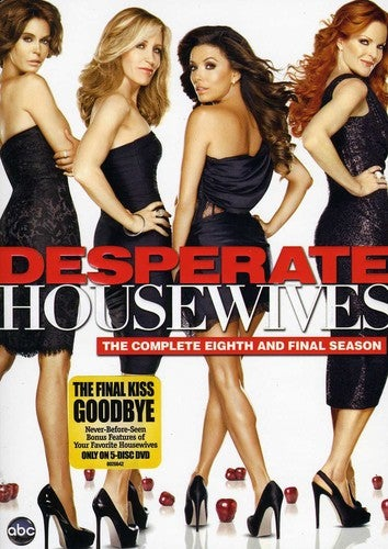 Desperate Housewives: The Complete Eighth And Final Season (DVD)