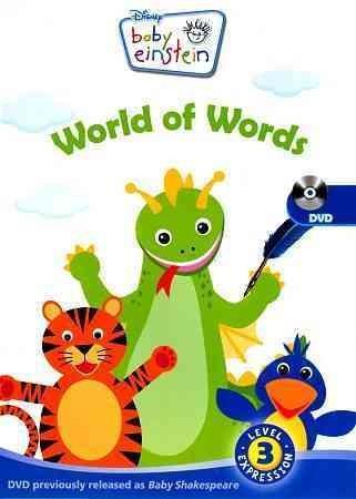 Baby Einstein: World Of Words (DVD)