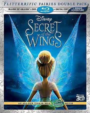 Secret Of The Wings (Blu-ray/DVD)