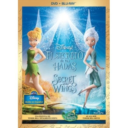 Secret Of The Wings (Spanish Package) (Blu-ray/DVD)