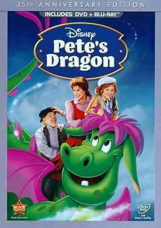 Pete's Dragon (35th Anniversary Edition) (DVD)