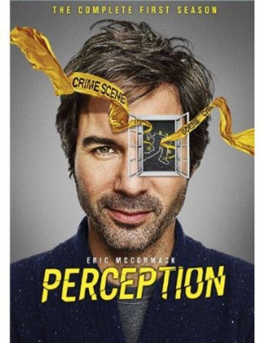 Perception: The Complete First Season (DVD)