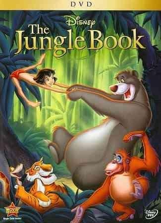 The Jungle Book (Diamond Edition) (DVD)
