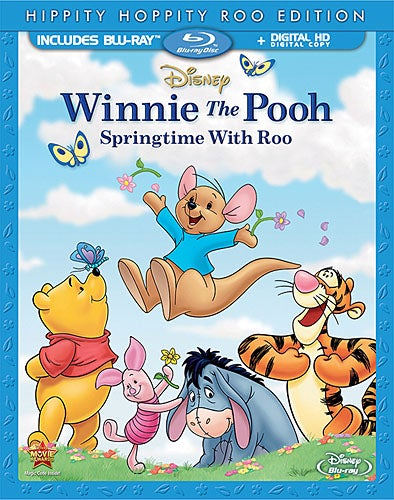 Winnie the Pooh: Springtime with Roo (Blu-ray Disc)