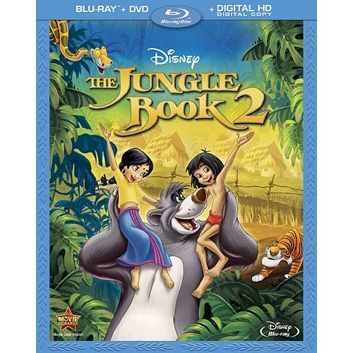 The Jungle Book 2 (Blu-ray/DVD)