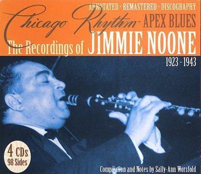 Jimmie Noone - Chicago Rhythm 1923-43