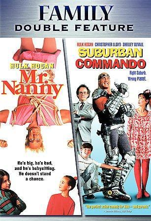 Mr. Nanny/Suburban Commando (DVD)