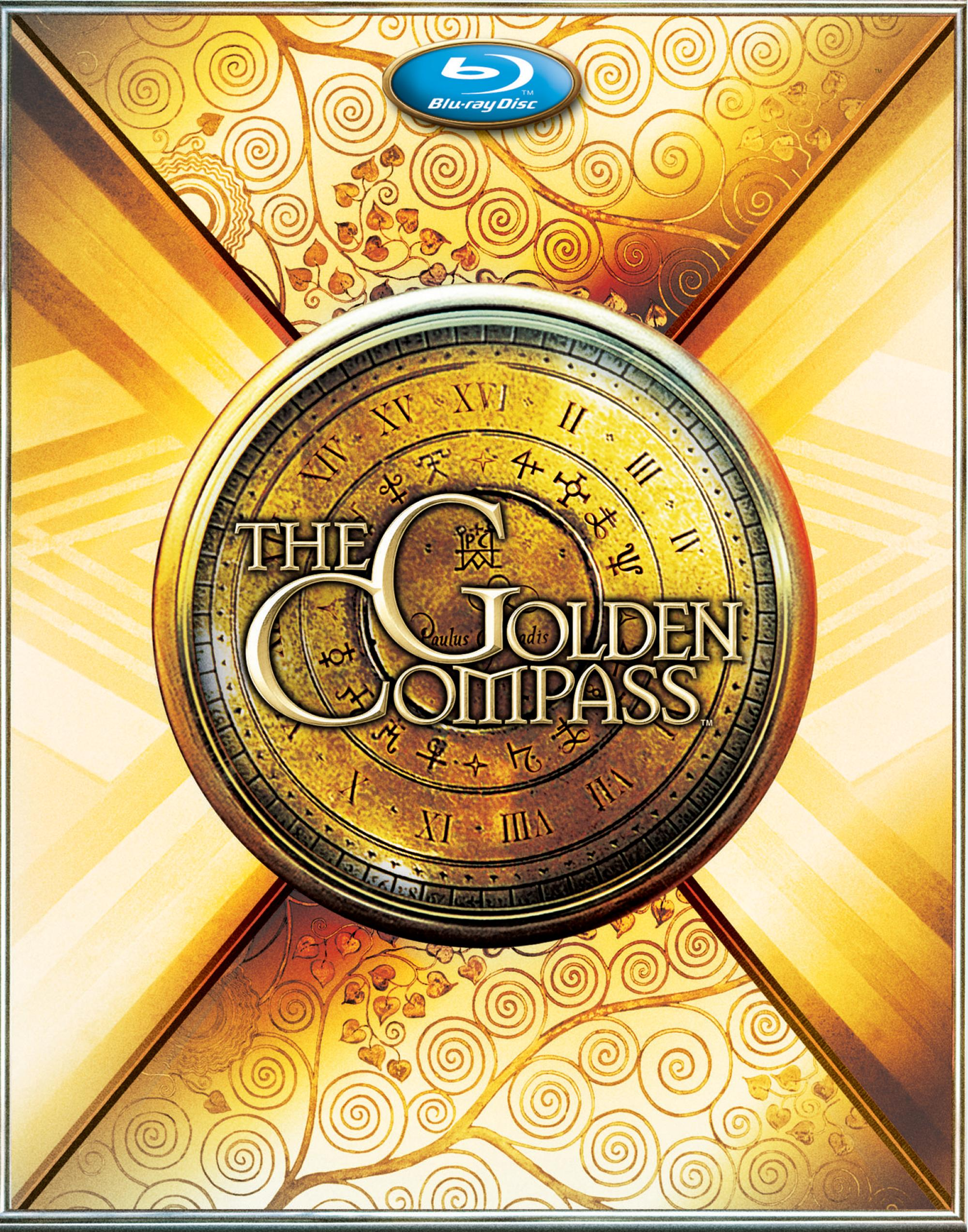 The Golden Compass (Blu-ray Disc)