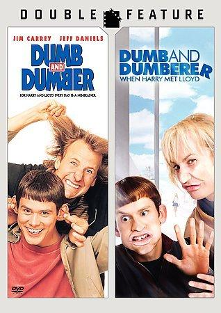 Dumb and Dumber/Dumber and Dumberer (DVD) - Thumbnail 0