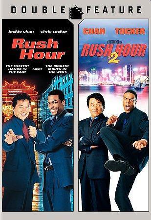 Rush Hour/Rush Hour 2 (DVD)