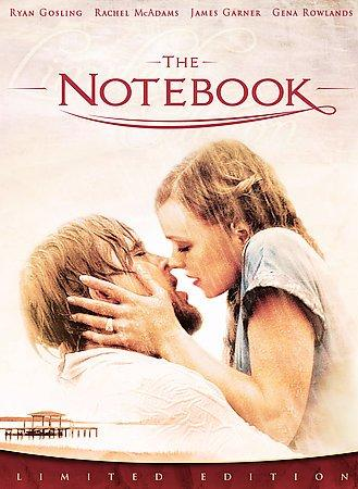 The Notebook Limited Edition Giftset (DVD)
